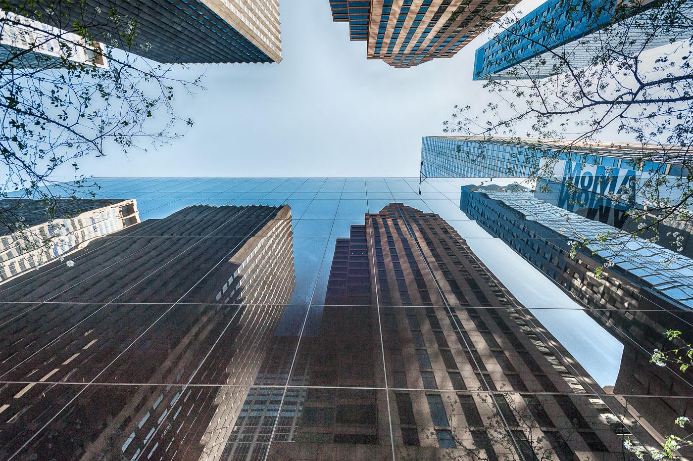 travel, new york , reflections