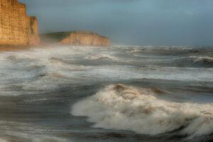 landscape West Bay, Dorset